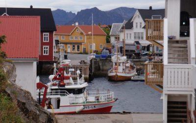 Norway (Paddling Through Postcards In Norway)